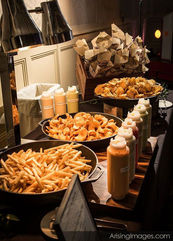 Hot Chip Food Station Toowoomba - Private, Weddings & Corporate
